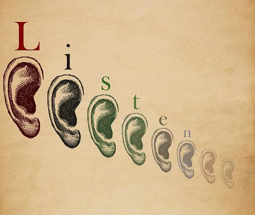 Escuchar a tus clientes es la clave de un buen boca-a-boca