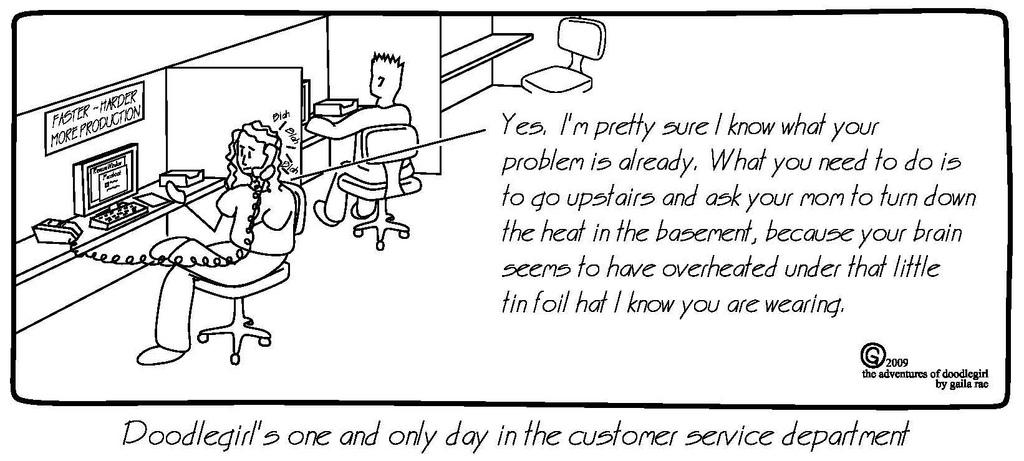 Una buena atención al cliente puede ser complementada mediante las redes sociales