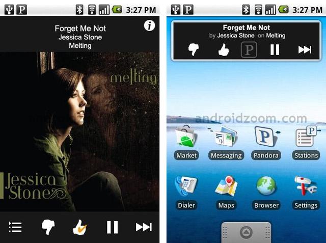 MARKETING-10.COM - Pandora te permite personalizar tu radio sintonizando la música más apropiada a tus gustos